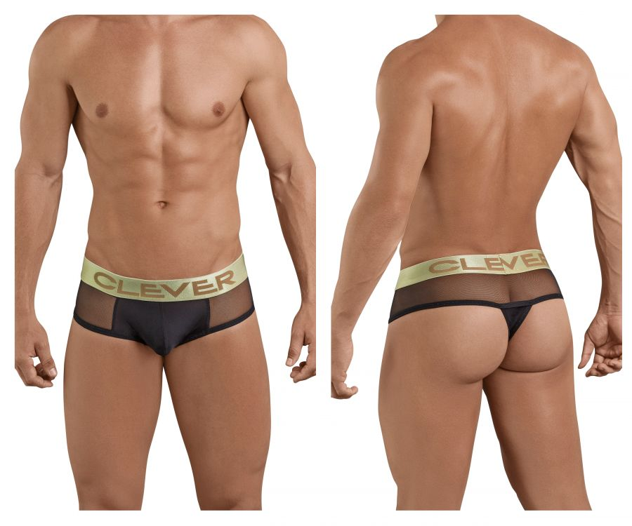 Clever 1201 Supreme Jumbo Thongs - Mpire Men