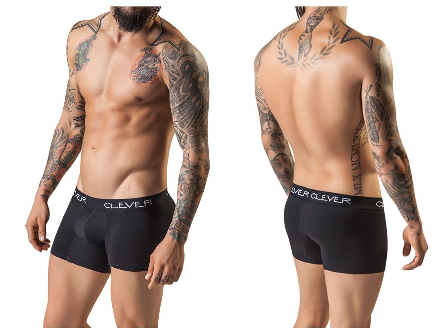 Clever 2219 Basic Boxer. - Mpire Men