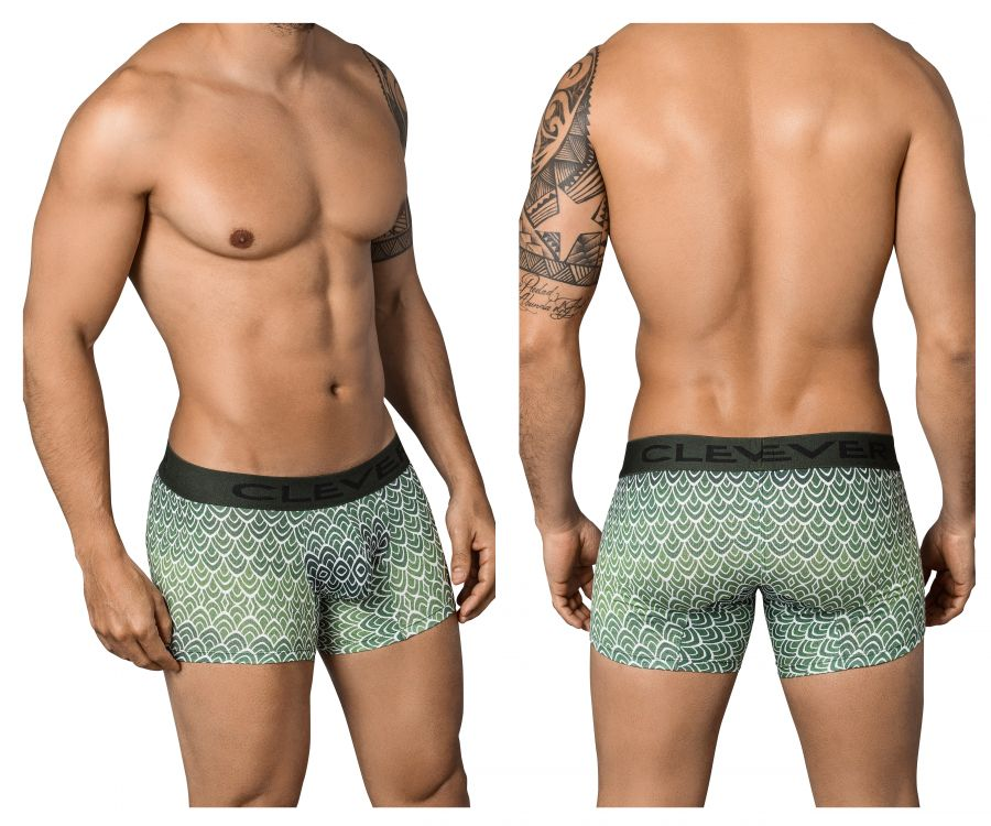 Clever 2346 Mask Boxer Briefs - Mpire Men
