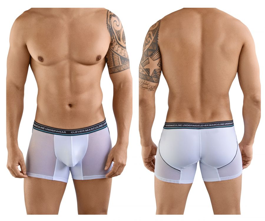 Clever 2361 Nectar Piping Boxer Briefs