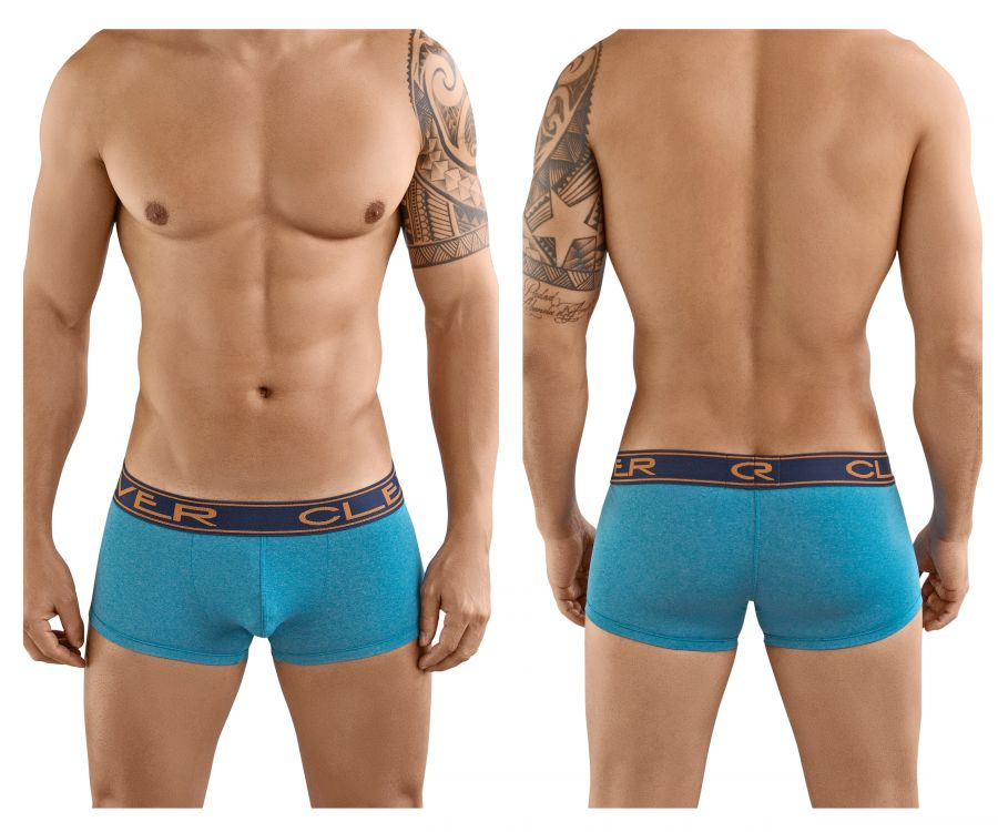 Clever 2362 Erotic Latin Boxer Briefs - Mpire Men