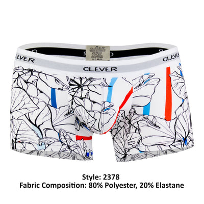 Clever 2378 Iris Boxer Briefs - Mpire Men
