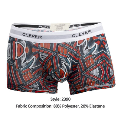 Clever 2390 Refined Boxer Briefs - Mpire Men