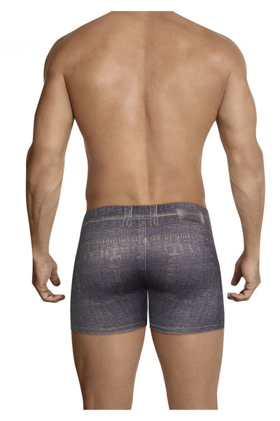 Clever 2423 Texan Jean Boxer Briefs - Mpire Men