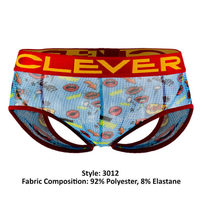 Clever 3012 Laugh Jockstrap - Mpire Men