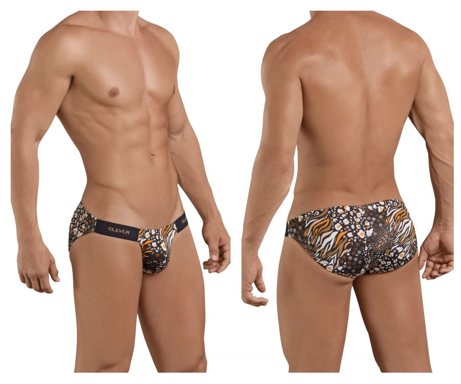 Clever 5020 Pepper Briefs - Mpire Men
