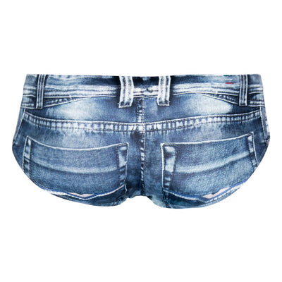 Clever 5200 Indigo Jean Latin Brief - Mpire Men