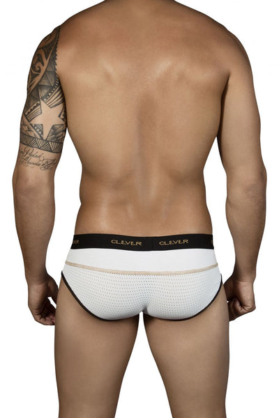 Mens Underwear Briefs, Clever, Clever 5317 Sweetness Piping Briefs - Mpire Men's Fashion