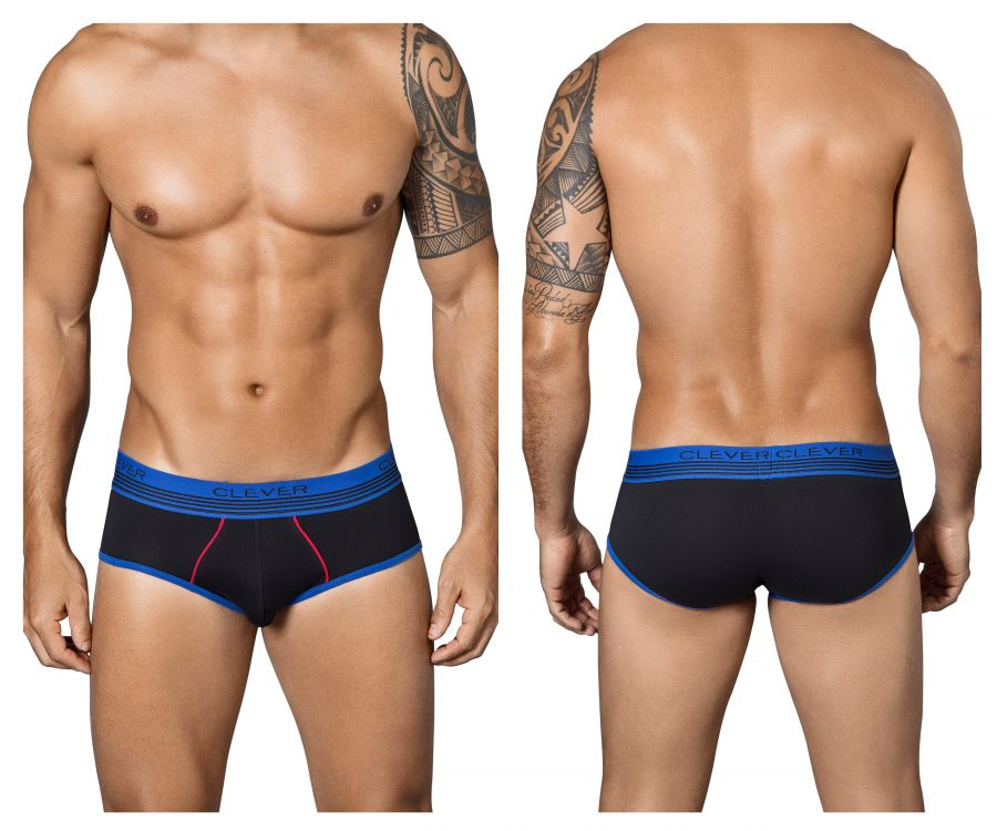 Clever 5334 Slang Piping Briefs - Mpire Men