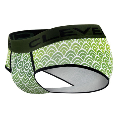 Clever 5346 Mask Piping Briefs - Mpire Men