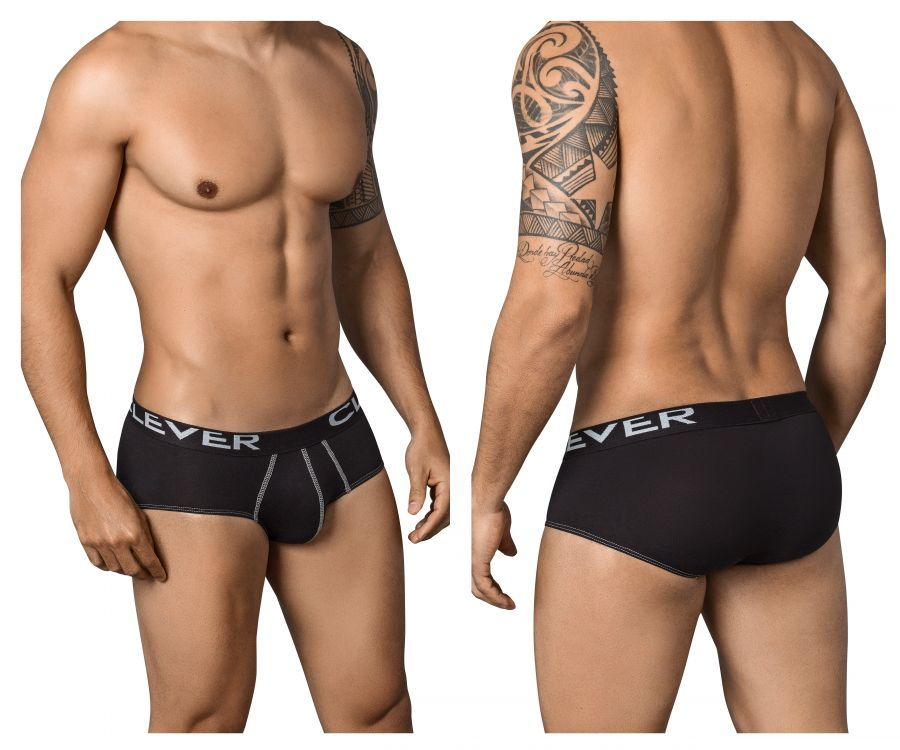 Clever 5348 Polite Latin Briefs - Mpire Men