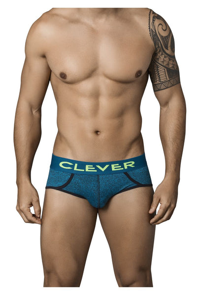 Clever 5351 Eccentric Piping Briefs - Mpire Men