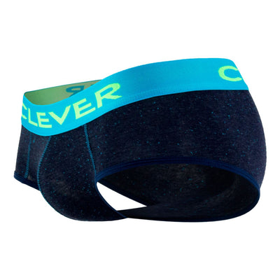 Clever 5352 Open Sky Piping Briefs - Mpire Men