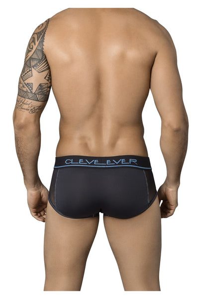 Mens Underwear Briefs, Clever, Clever 5353 Radical Piping Briefs - Mpire Men's Fashion