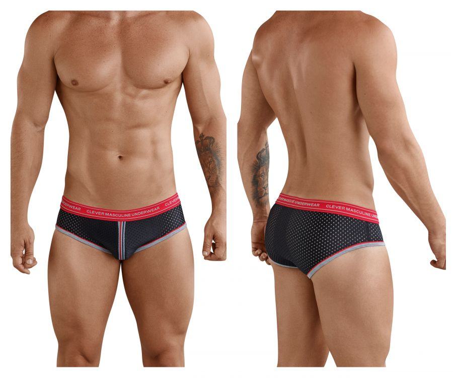 Clever 5375 Fransua Piping Briefs - Mpire Men