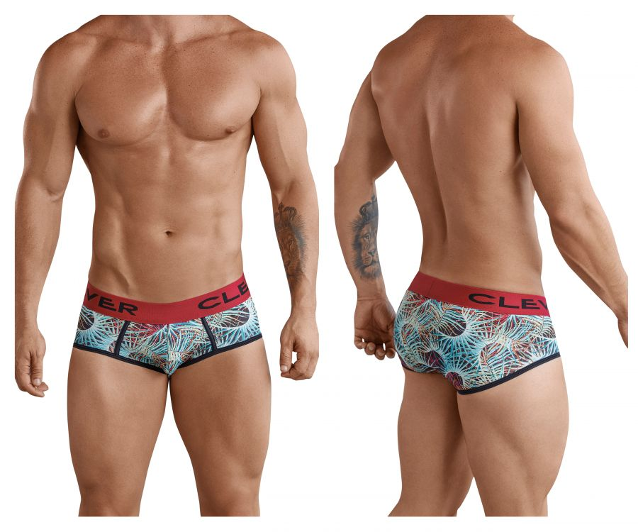 Clever 5380 Azalea Piping Briefs - Mpire Men