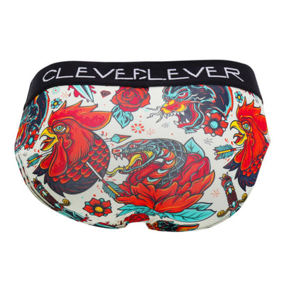 Clever 5406 Reaction Latin Briefs - Mpire Men