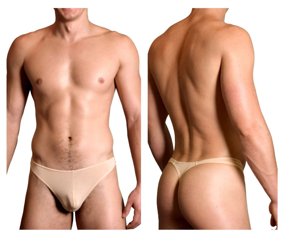 Doreanse 1280-TAN Hang-loose Thong - Mpire Men
