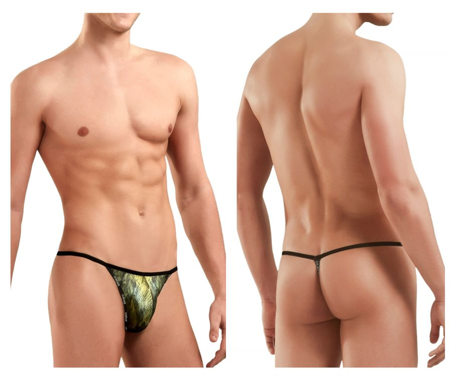 Doreanse 1326-ALL Flashy G-String - Mpire Men