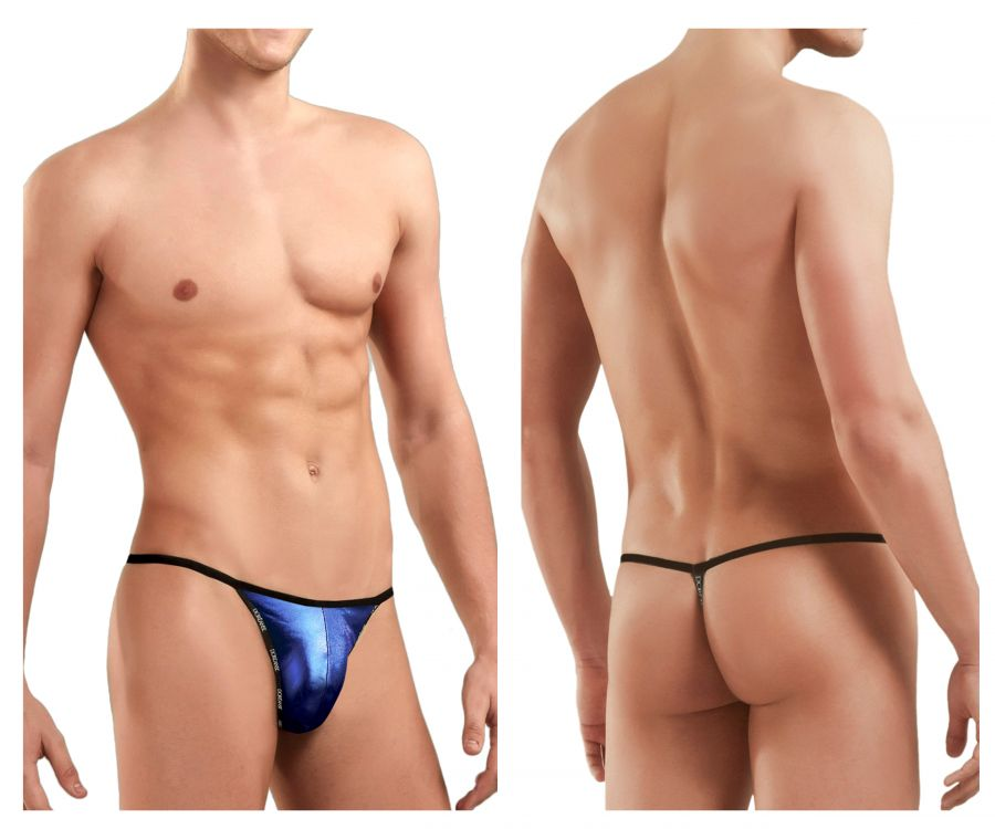 Doreanse 1326-RBL Flashy G-String - Mpire Men