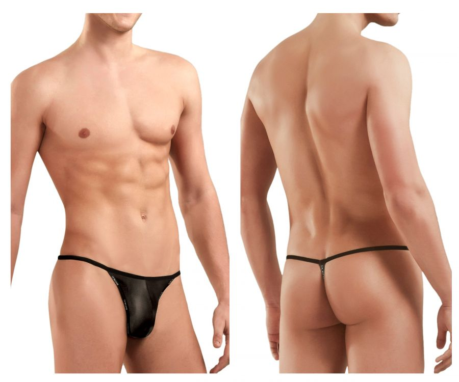 Doreanse 1326-SBK Flashy G-String - Mpire Men