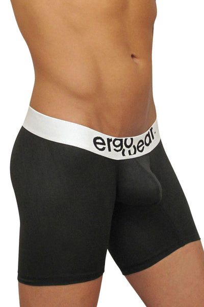 Mens Underwear Boxer Briefs, ErgoWear, ErgoWear EW0263 MAX Suave Boxer Briefs - Mpire Men's Fashion