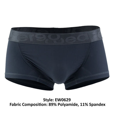 Mens Underwear Boxer Briefs, ErgoWear, ErgoWear EW0629 FEEL XV Boxer Briefs - Mpire Men's Fashion