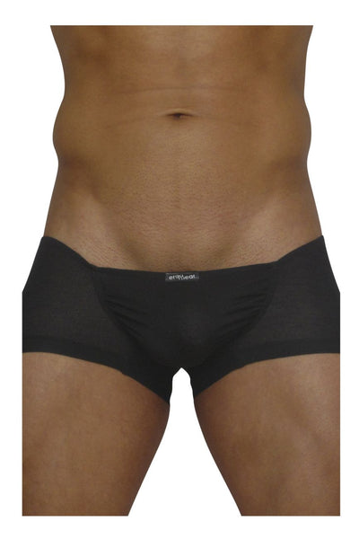 Mens Underwear Boxer Briefs, ErgoWear, ErgoWear EW0705 FEEL Modal Mini Boxer - Mpire Men's Fashion