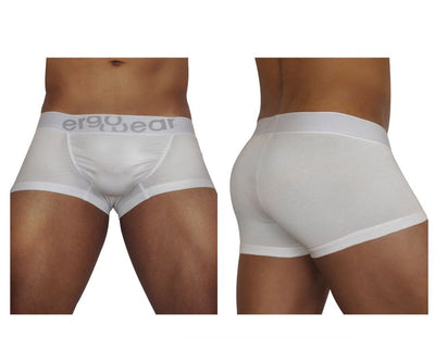 Mens Underwear Boxer Briefs, ErgoWear, ErgoWear EW0709 FEEL Modal Boxer Briefs - Mpire Men's Fashion