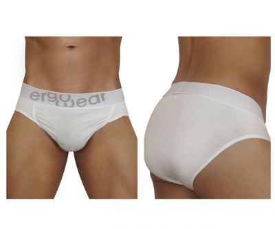 Mens Underwear Briefs, ErgoWear, ErgoWear EW0710 FEEL Modal Briefs - Mpire Men's Fashion