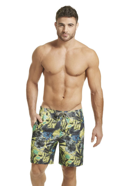 Swimwear Swim Trunks, HAWAI, HAWAI 51802 Swim Trunks - Mpire Men's Fashion