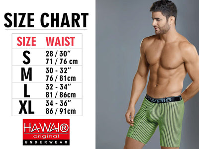 Mens Underwear Boxer Briefs, HAWAI, HAWAI 41804 Boxer Briefs - Mpire Men's Fashion