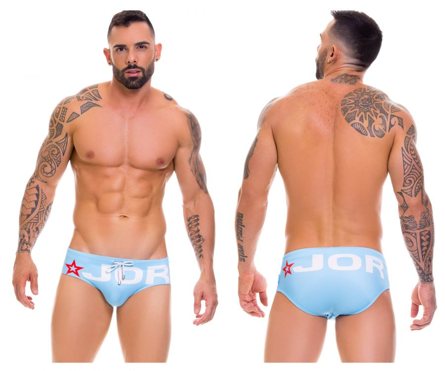 JOR 0662 Jor Swim Briefs - Mpire Men