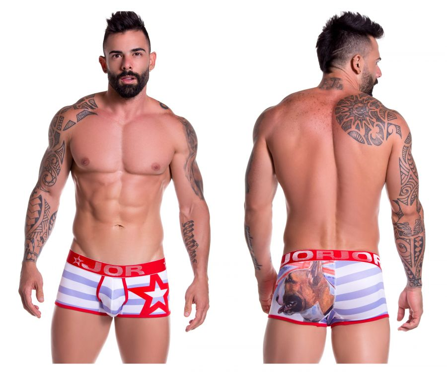 JOR 0751 British Boxer Briefs