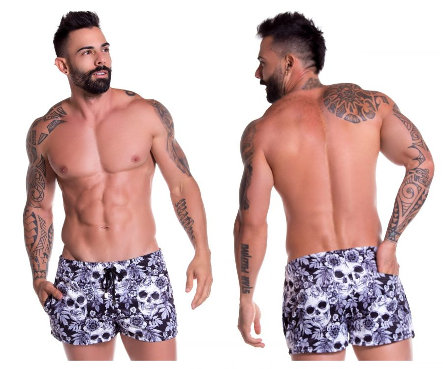 JOR 0771 Tequila Mini Short Swim Trunk - Mpire Men