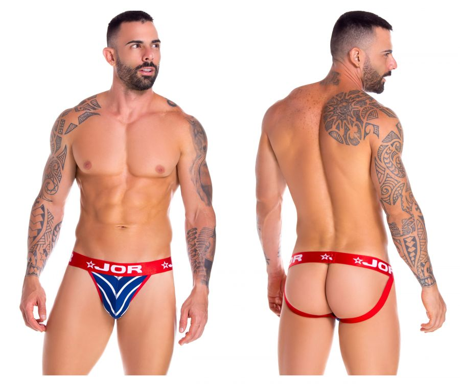 JOR 0840 Atlantic Jockstrap - Mpire Men