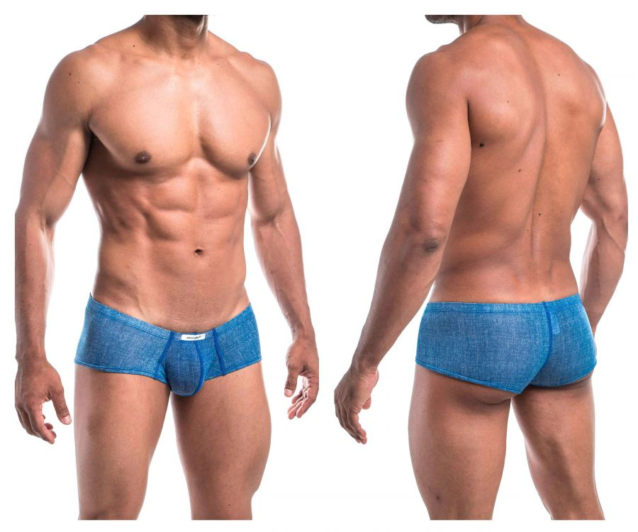 Joe Snyder JS13-Denim Denim Cheek Boxer