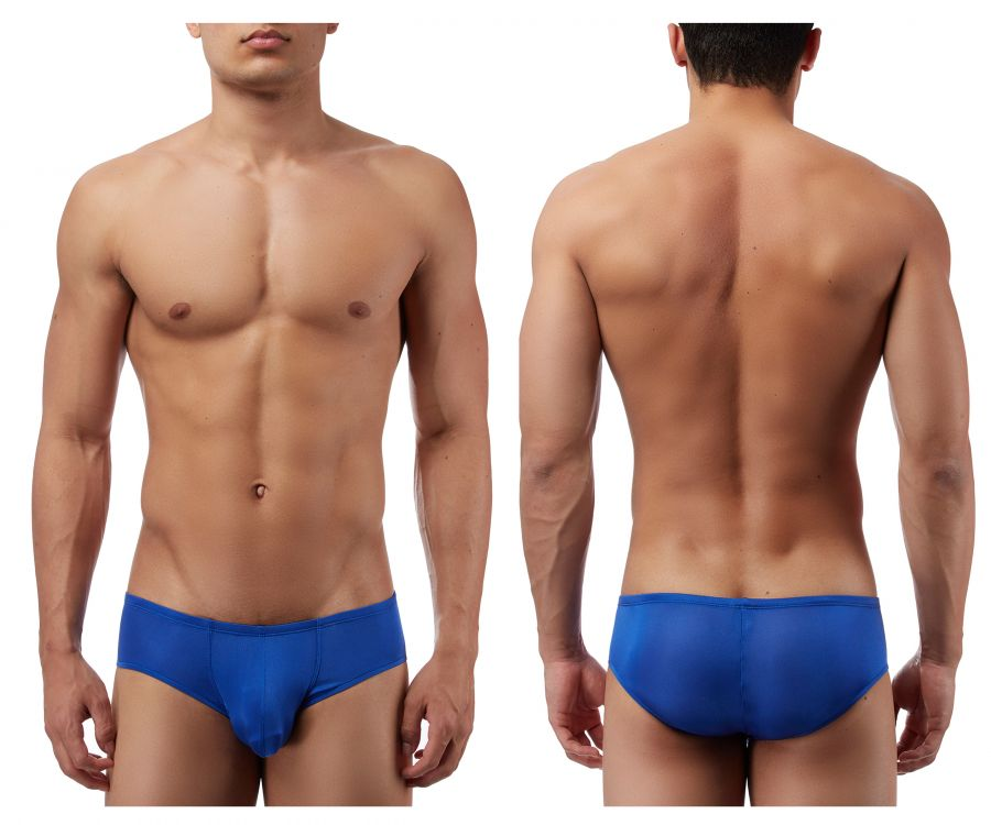 Magic Silk 7006 Silk Knit Mini Pouch Short Briefs