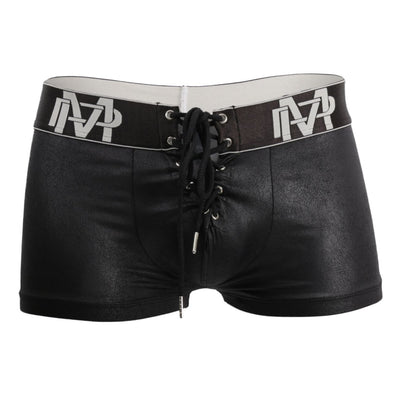 Male Power 146-250 Black Ice Lace Up Short - Mpire Men