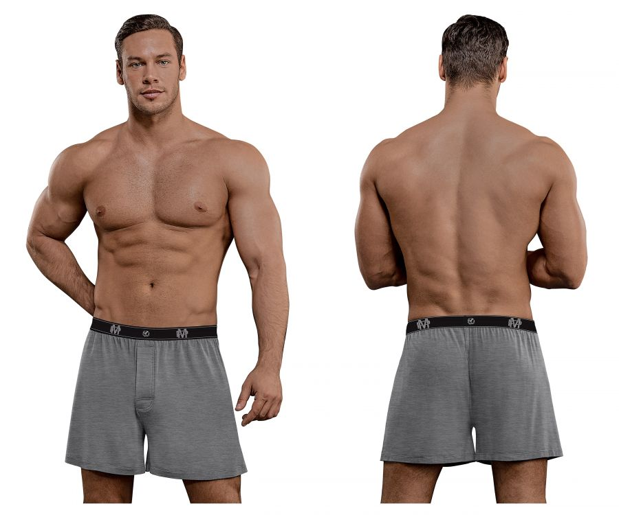 Male Power 160-253 Bamboo Boxer Short - Mpire Men