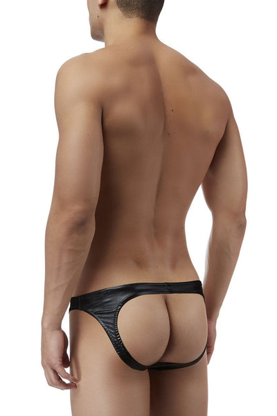 Male Power 300003 Liquid Onyx Moonshine Jockstrap - Mpire Men