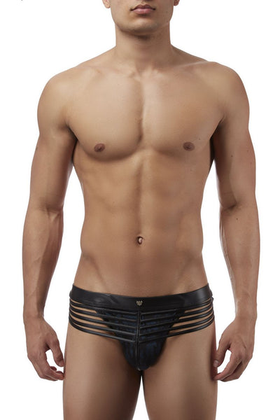 Male Power 347238 Strapped and Bound Strappy Jock