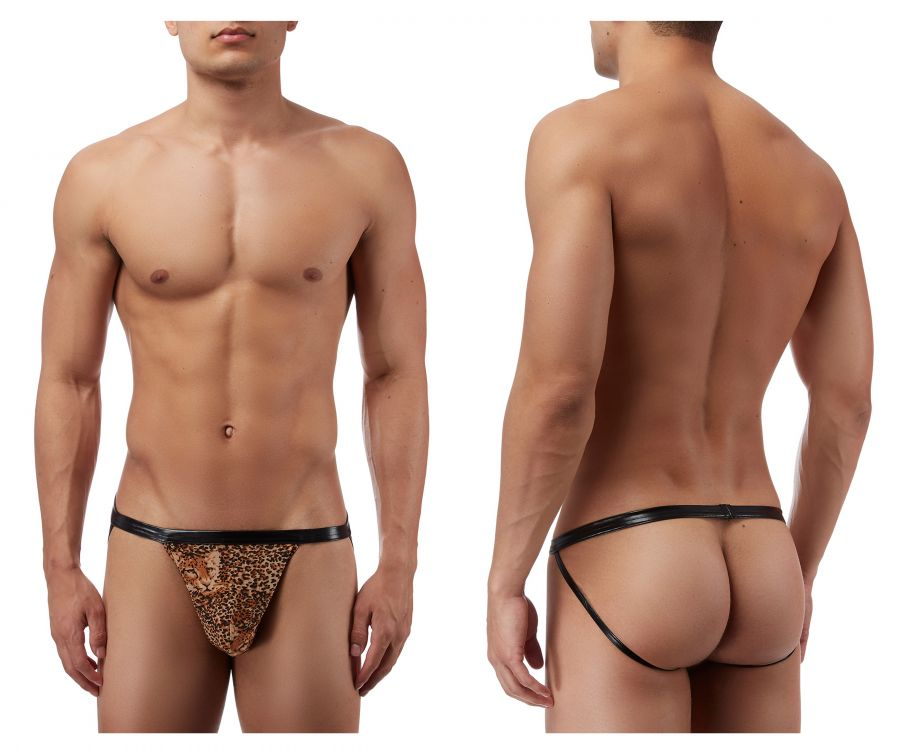 Male Power 392030 Animal Sport Jockstrap