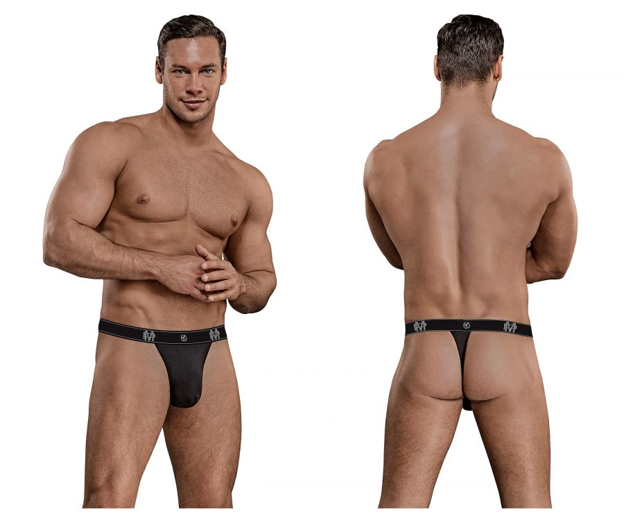 Male Power 433-253 Bamboo Micro Thong