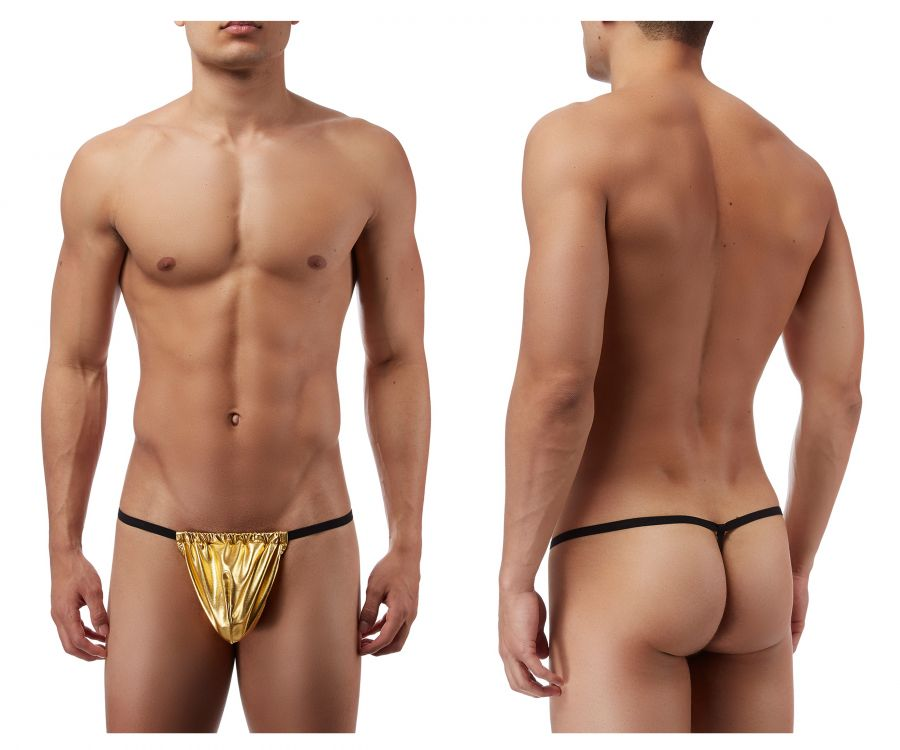 Male Power 450070 Heavy Metal Posing Strap Thong