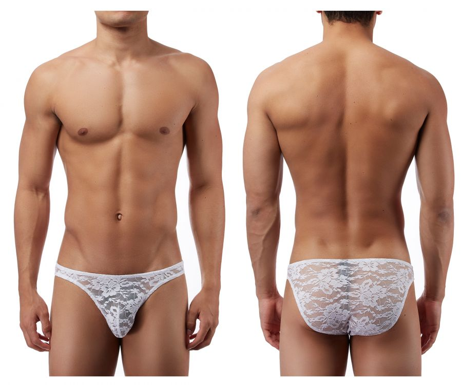 Male Power 491162 Stretch Lace Wonder Bikini