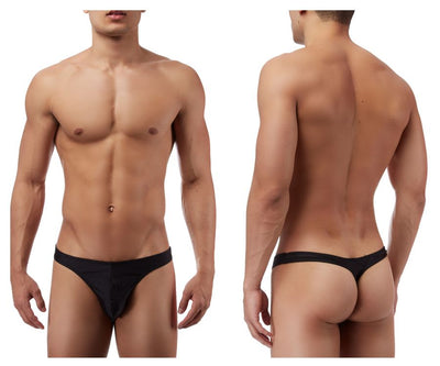 Mens Underwear Thongs, Male Power, Male Power PAK834 Pull Tab Thong - Mpire Men's Fashion