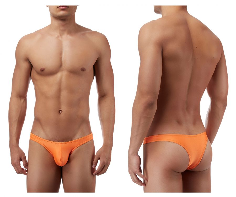 Male Power PAK874 Euro Male Spandex Full Cut Thong