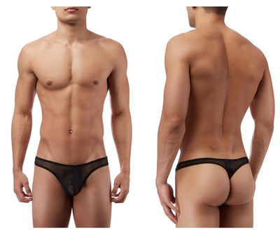 Male Power PAK882 Euro Male Mesh Mini Pouch Thong - Mpire Men
