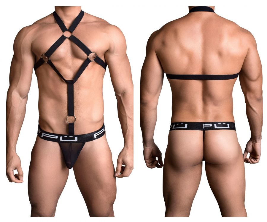 PPU 1705 Thongs - Mpire Men